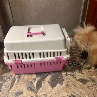 Dog/Cat travel crate