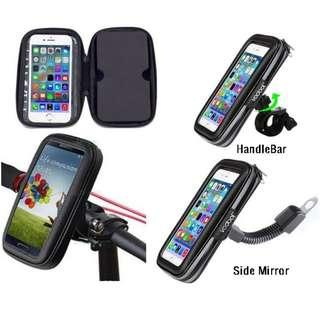 VODOOL Waterproof Phone Holder for Escooter / Bicycle / Motorcycle