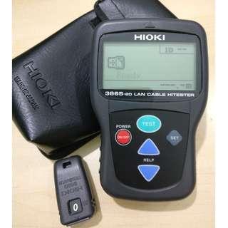 Hioki 3665-20 LAN Cable HiTester