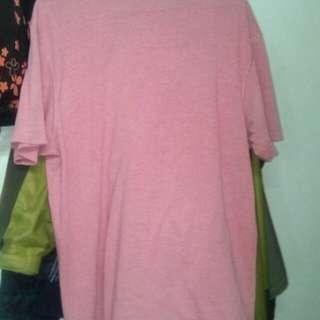 Baleno 粉紅色上衣