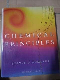 🚚 Chemical Principles #我要賣課本