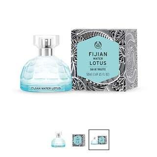 The Body Shop Fijian Water Lotus Eau de Toilette 50ml