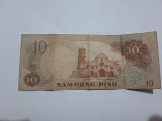 10 pesos 1949