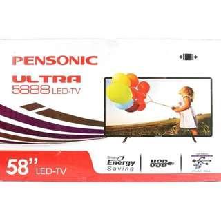 "Pensonic 58"" TV LED 5888 Ultra Television"