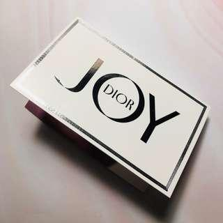 Dior Joy - eau de parfum (sample 1ml)