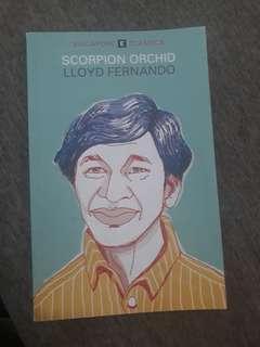 Scorpion Orchid by Llyod Fernando