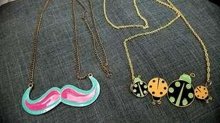 cool hip necklaces - fashion accessories