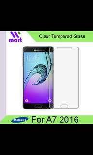 🚚 Samsung A7 2016 tempered glass