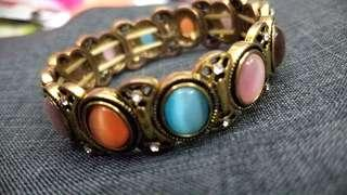 vintage hippie style bracelet - fashion accessories