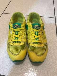 PONY巴西世足 限量運動慢跑休閒鞋