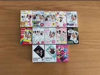 🚚 Design Polaroid Instax Mini Film