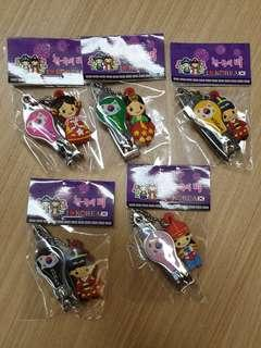 BNIB Nail Clipper bought in Korea