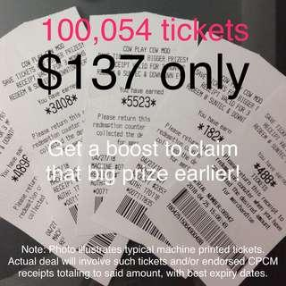 100k CPCM Tickets - The Most Popular Deal is Back!