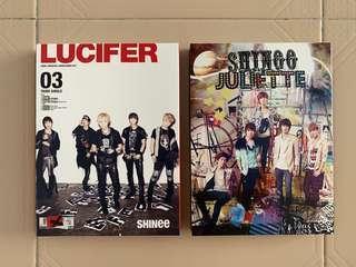 🚚 SHINee Albums (#2)