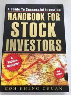 🚚 Handbook For Stock Investors : A Guide to Successful Investing by Goh Kheng Chuan