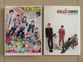 🚚 SHINee Albums (#1)