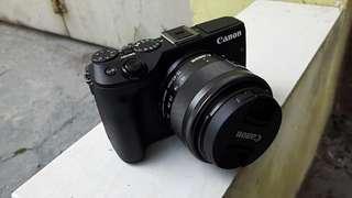 Kredit Kamera Bandung Canon EOS M3 Termurah