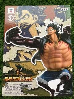 One Piece - Luffy (Gear 4, special colour)