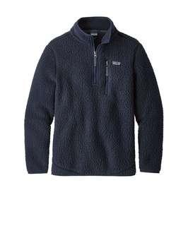 Patagonia fleece 1/4 zip 男童(女士都可)