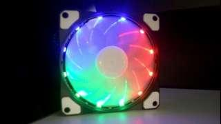 Cooling Fan 120 mm Magic LED Strip Light for PC Computer