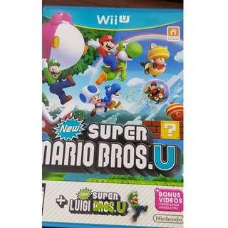 [Wii U] [AMK] New Super Mario Bros U