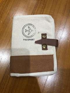 Cover Passport
