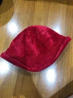 Bucket Hat Red