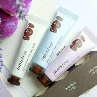 INSTOCK: INNISFREE JEJU VOLCANIC COLOR CLAY MASK