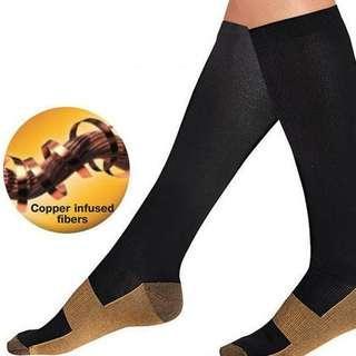Compression Socks - Anti Fatigue Miracle Copper