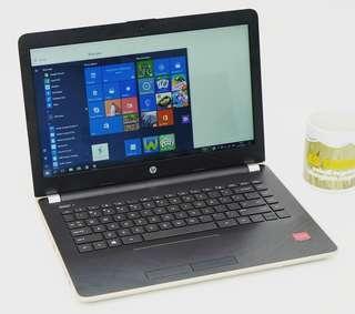 Kredit Laptop HP BW024AX A9/4GB/VGA 2GB/HDD 1TB