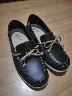 Gibi 2 tone loafers