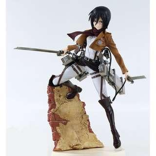 Attack On Titan Mikasa Figurine