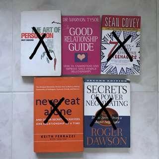 🚚 Self Help Books