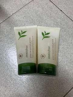 Innisfree Green Tea Pure Body Scrub