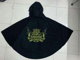 *Super rare* BIGBANG Bigshow 2011 Cape Blanket