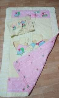 Baby comforter 63cmX100cm