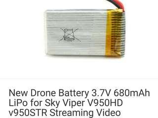 🚚 Batt for drone