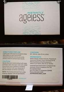Instantly ageless 25 vials