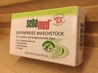 🚚 🎈施巴Seba 㓗膚 洗面皂 ph5.5 德國🇩🇪