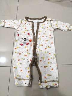 #MMAR18 Baby Sleepsuit
