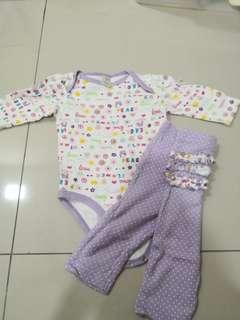 #MMAR18 Baby romper with pant