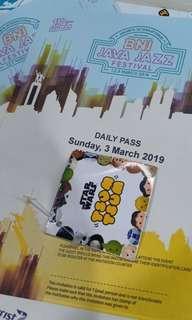 Tiket Java Jazz 2019 Sunday