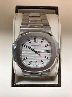Patek Philippe Nautilus 5711/1A White Dial