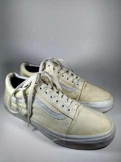 Vans Old Skool Triple White #SecondBrand #Original💯
