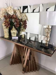 Amazing Console Table