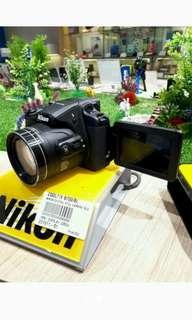Kredit Tanpa Kartu Kamera Nikon Coolpix B700
