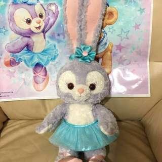 🚚 小艾代購 Stellalou 史黛拉兔 娃娃 日本迪士尼