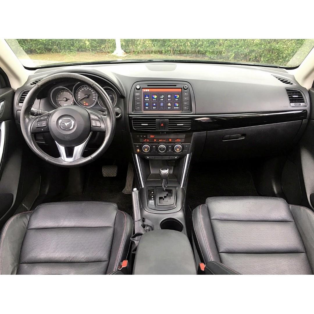 2012年 MAZDA CX-5 頂級四傳 市場超稀有釋出 僅此一台 喜歡快來電預約賞車試乘!
