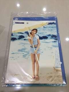 Tzuyu Jeju Mono Card