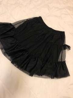 🚚 Zara 蛋糕紗裙